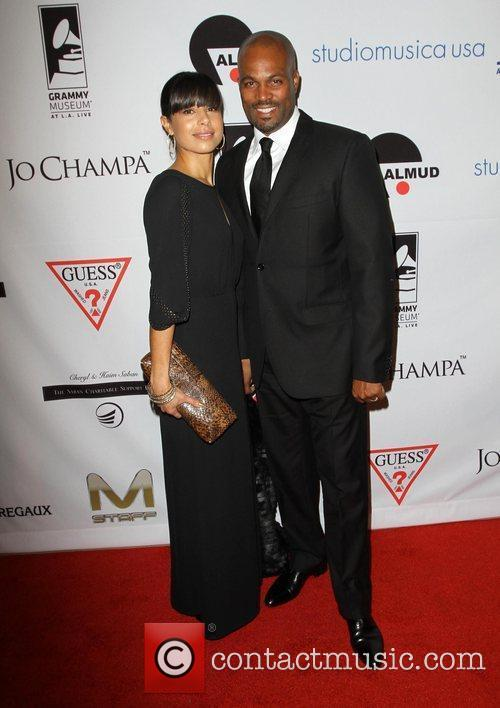 Chris Spencer and Beverly Hilton Hotel 3