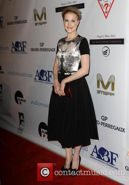 Evan Rachel Wood and Beverly Hilton Hotel 11