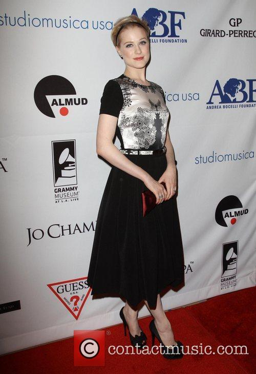 Evan Rachel Wood and Beverly Hilton Hotel 4