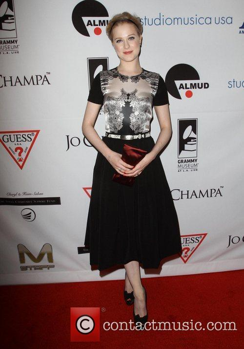 Evan Rachel Wood and Beverly Hilton Hotel 6