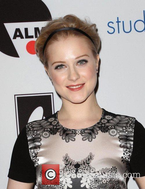 Evan Rachel Wood and Beverly Hilton Hotel 2