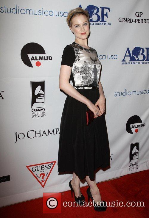 Evan Rachel Wood and Beverly Hilton Hotel 7