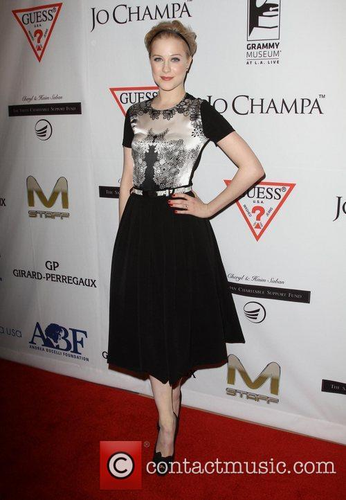 Evan Rachel Wood and Beverly Hilton Hotel 10