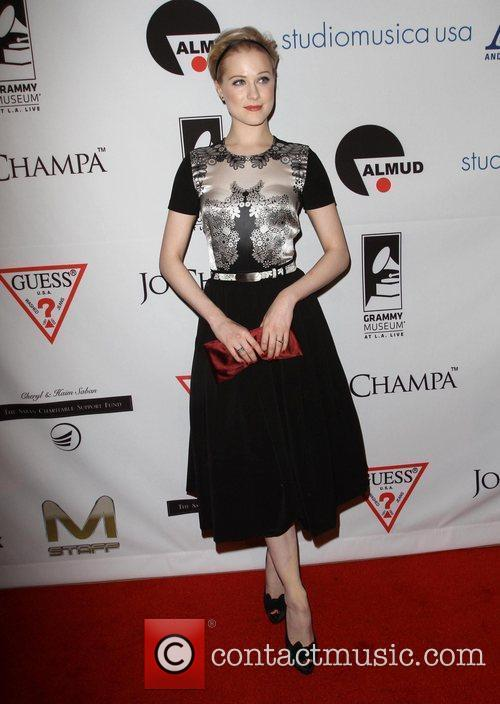 Evan Rachel Wood and Beverly Hilton Hotel 3