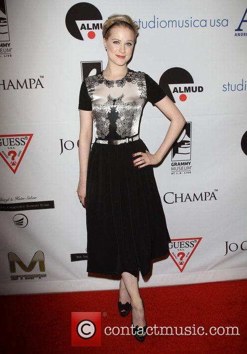 Evan Rachel Wood and Beverly Hilton Hotel 8