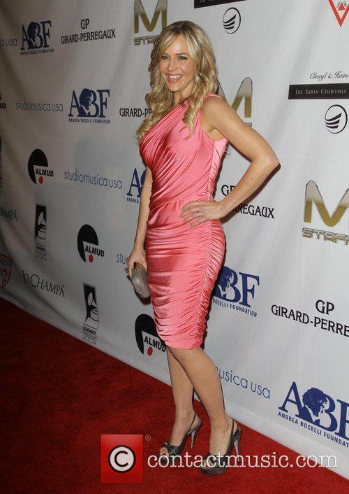 Julie Benz and Beverly Hilton Hotel 9
