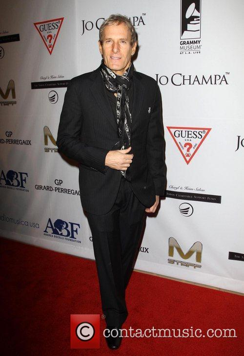 Michael Bolton and Beverly Hilton Hotel 3