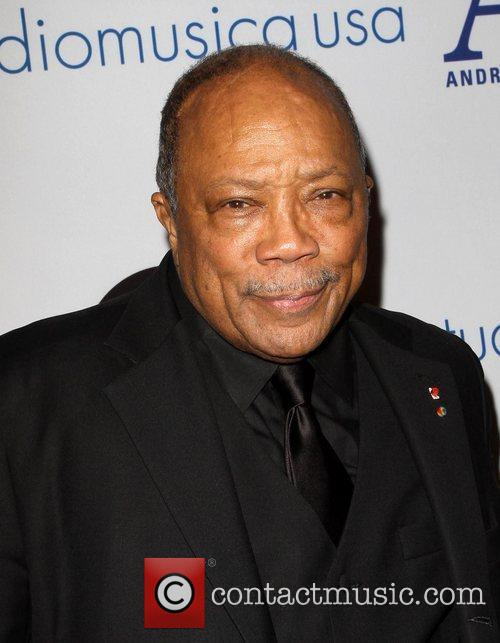 Quincy Jones and Beverly Hilton Hotel 2
