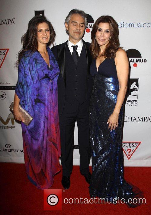 Andrea Bocelli, Jo Champa and Beverly Hilton Hotel 1