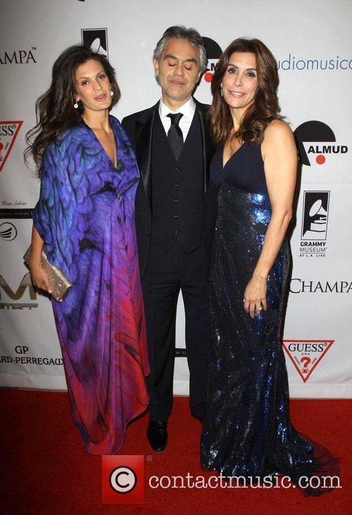 Andrea Bocelli, Jo Champa and Beverly Hilton Hotel 2