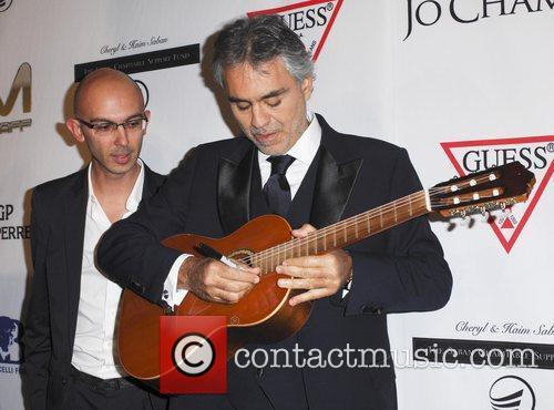 Andrea Bocelli and Beverly Hilton Hotel 8