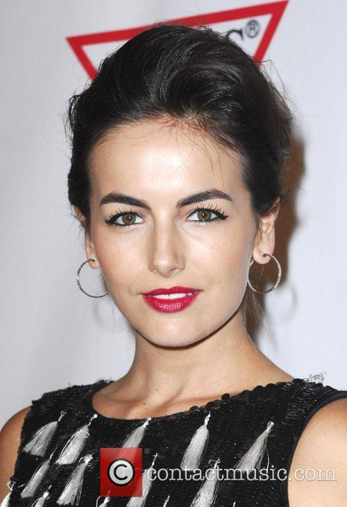 Camilla Belle and Beverly Hilton Hotel 1