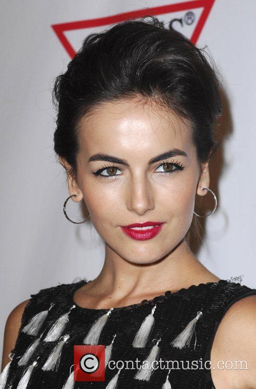 Camilla Belle and Beverly Hilton Hotel 11