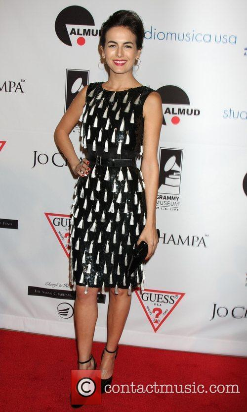 Camilla Belle and Beverly Hilton Hotel 13