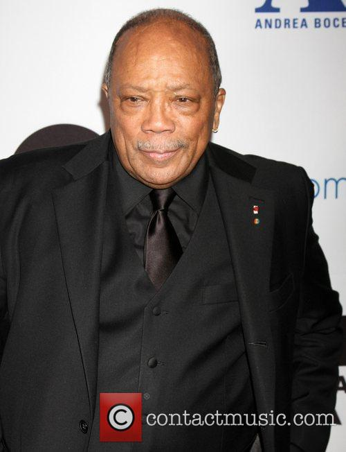 Quincy Jones and Beverly Hilton Hotel 10