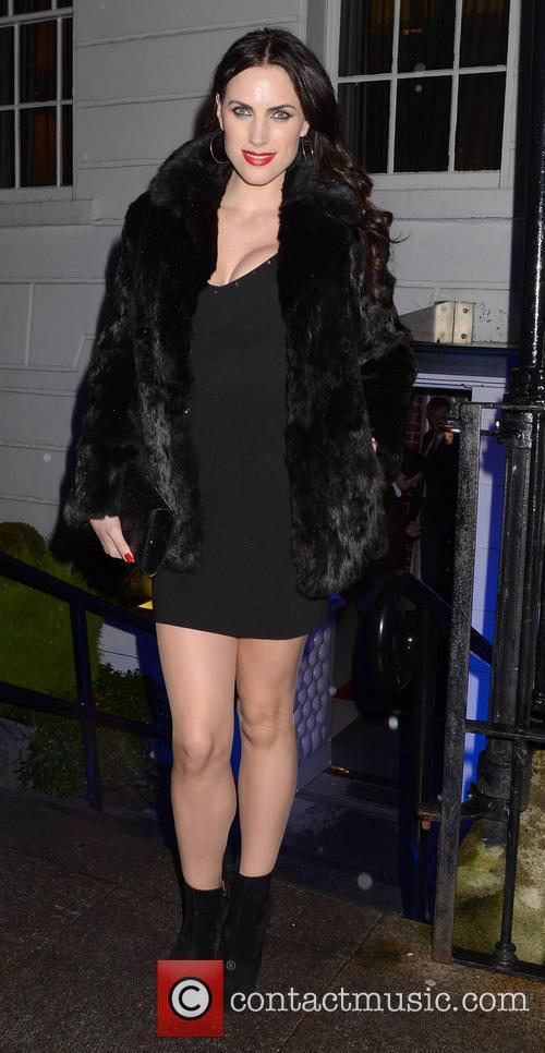 Cristiona Aston The Andrea Roche Model Agency Christmas...