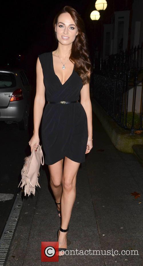 Daniella Moyles The Andrea Roche Model Agency Christmas...