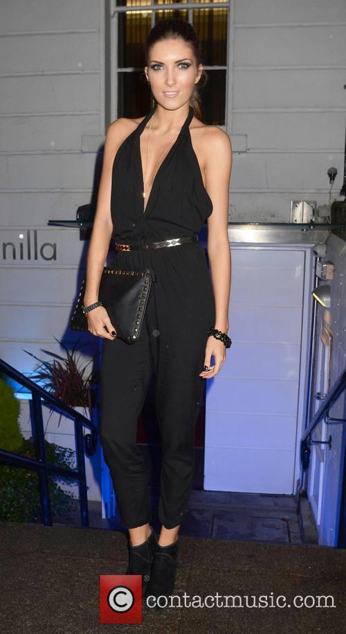 Hannah Devane The Andrea Roche Model Agency Christmas...