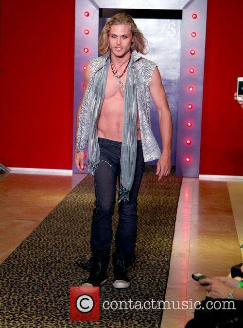 Model, Steven Tyler and Macy's 7