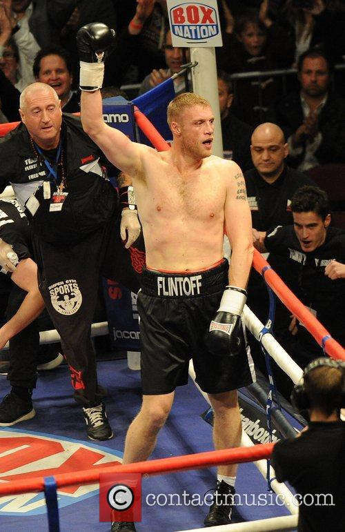 Andrew Flintoff and Manchester Arena 8