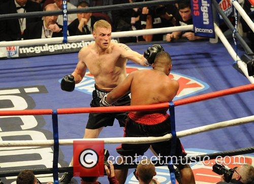 Andrew Flintoff and Manchester Arena 11