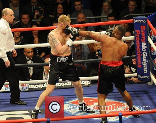 Andrew Flintoff and Manchester Arena 5