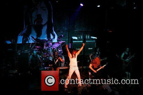 Andrew WK performs live at Revolution Live...