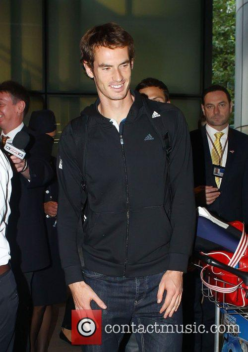 Tennis and Andy Murray 6