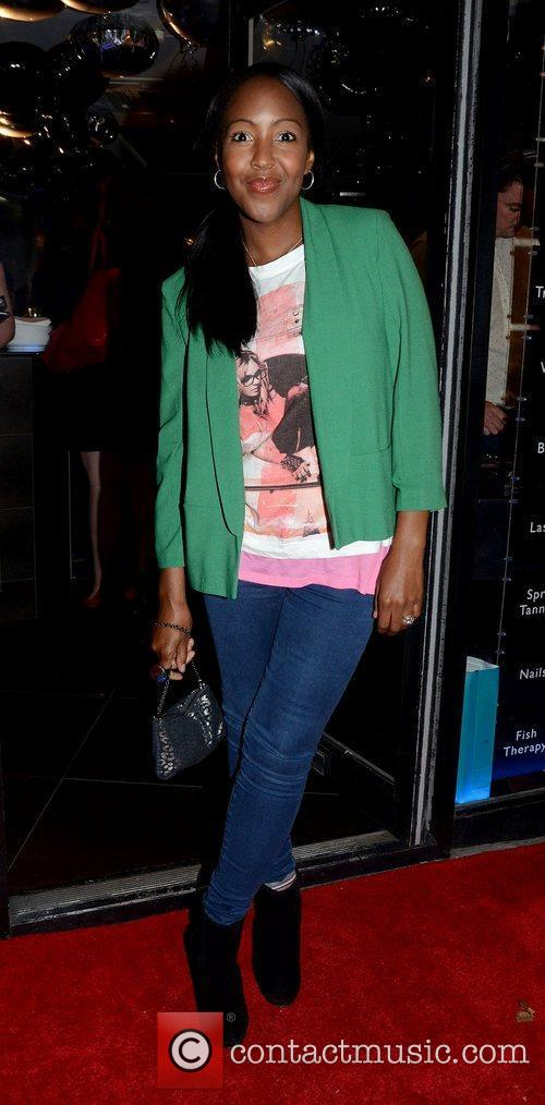 Angelica Bell The relaunch of Anesis Spa London,...