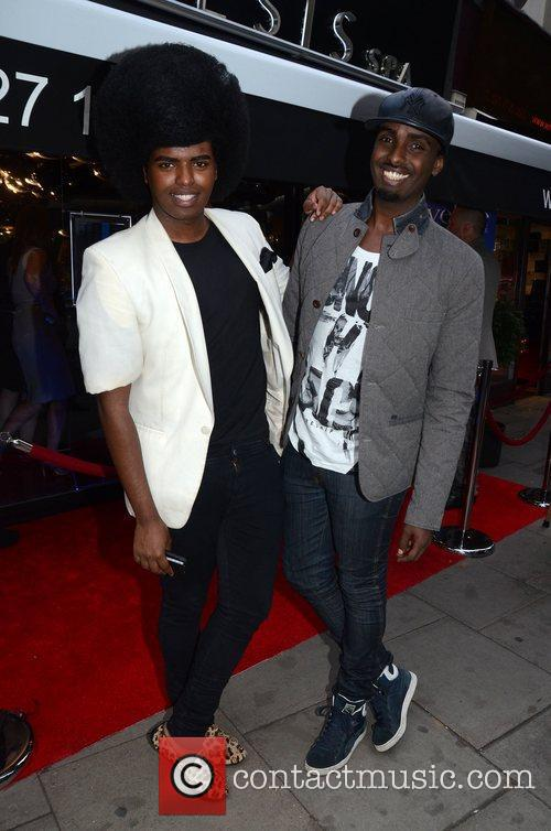 Prince Cassius and Mason Smilie The relaunch of...