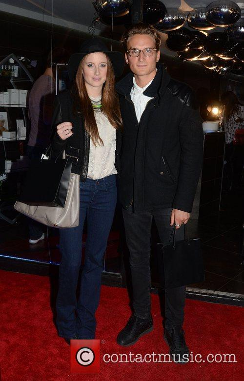 Rosie Forstecue and Oliver Proudlock The relaunch of...