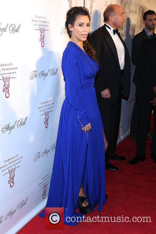 Kim Kardashian and The Angel Ball 6