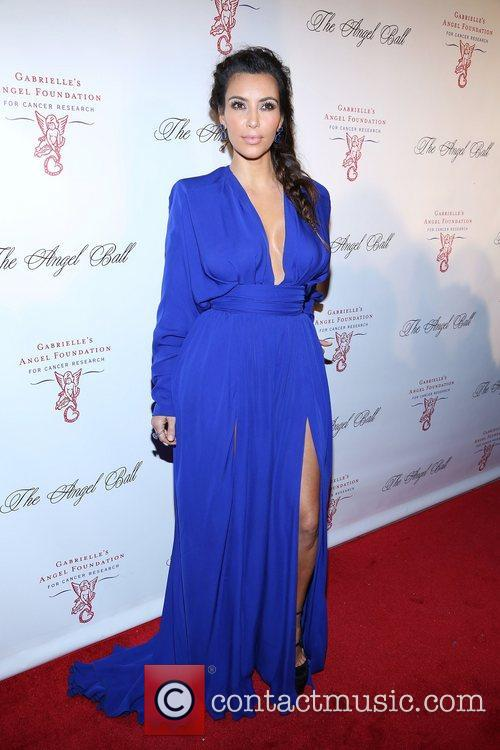 Kim Kardashian and The Angel Ball 11