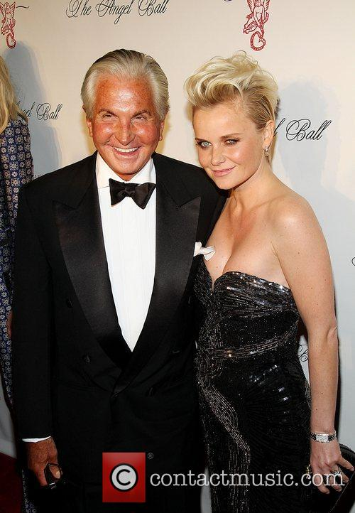 George Hamilton, Guest and The Angel Ball 2