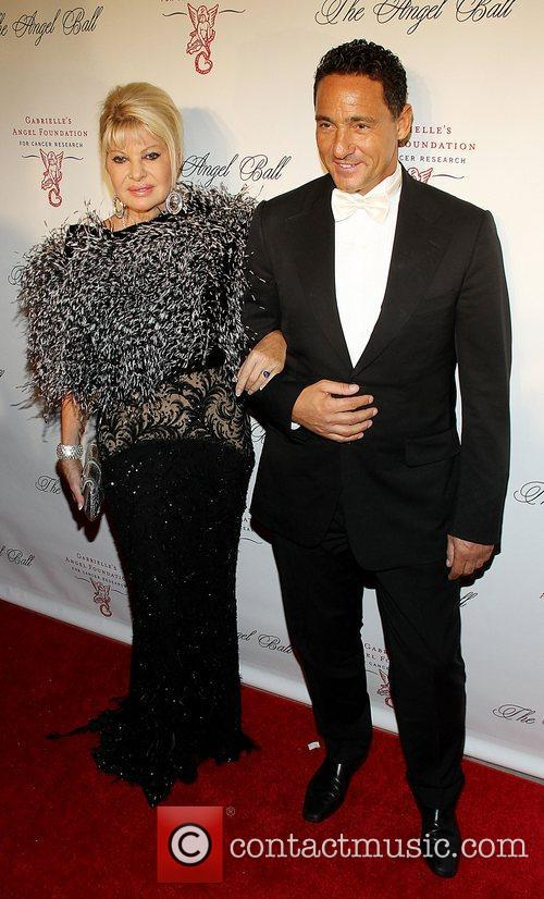 Ivana Trump, Guest and The Angel Ball 2