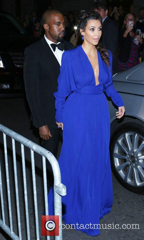Kim Kardashian, Kanye West and The Angel Ball 18