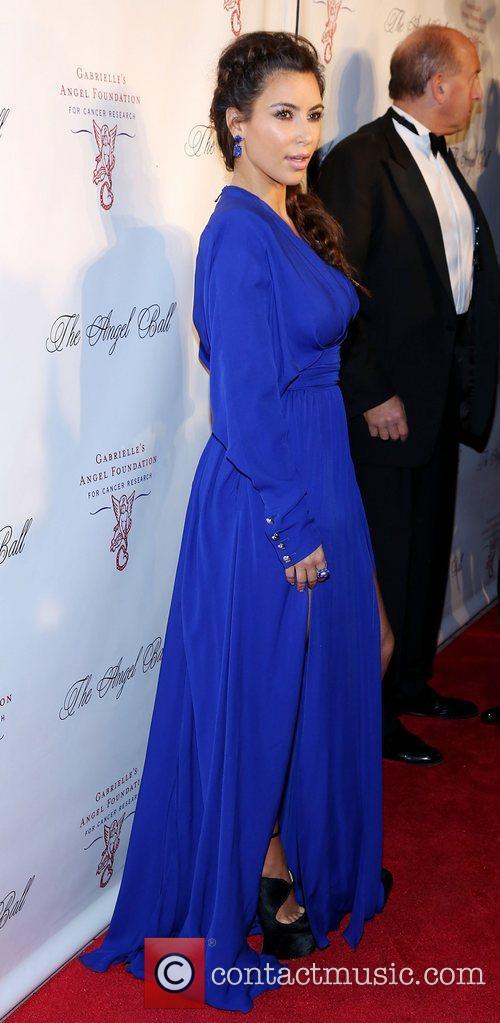 Kim Kardashian and The Angel Ball 7