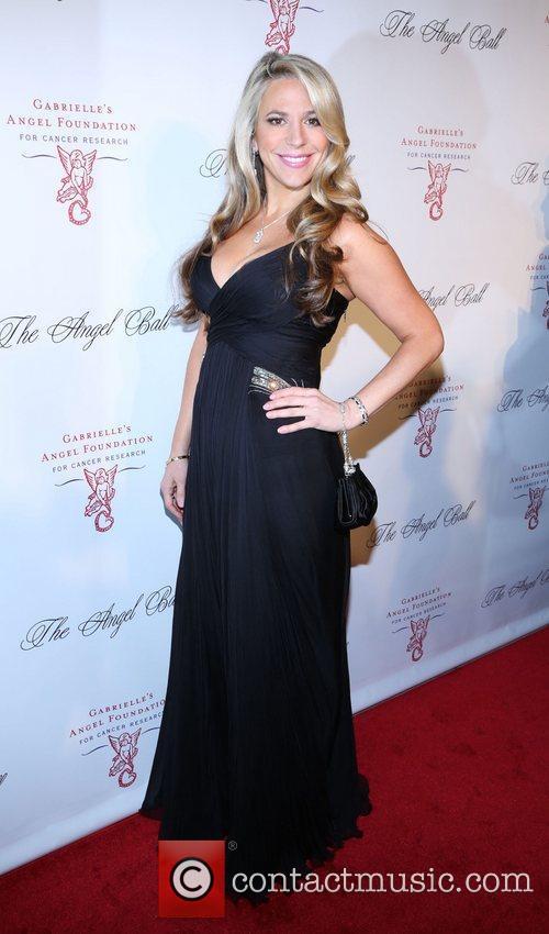 Brooke Milstein The Angel Ball 2012 at Cirpiani...