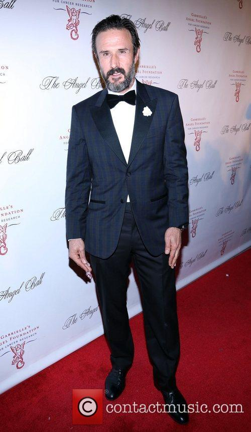 david arquette the angel ball 2012 at 4139301