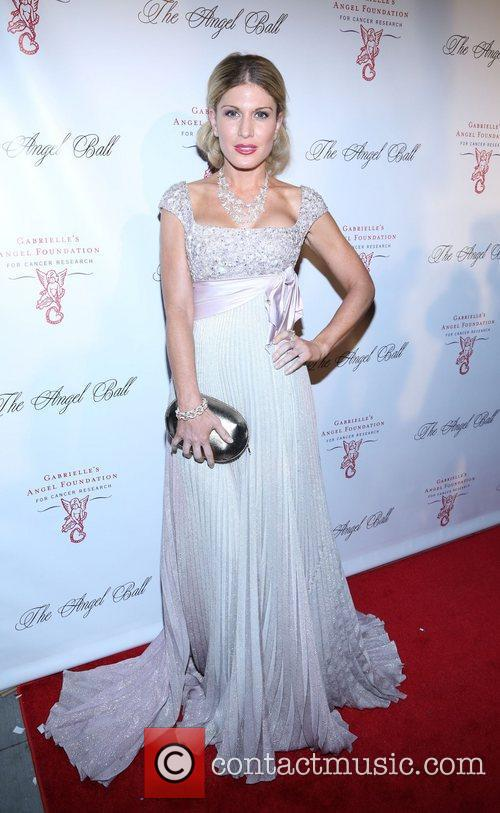 hofit golan the angel ball 2012 at 4139338