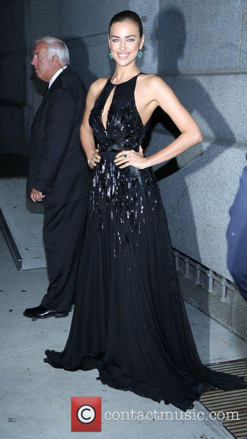 Irina Shayk and The Angel Ball 4