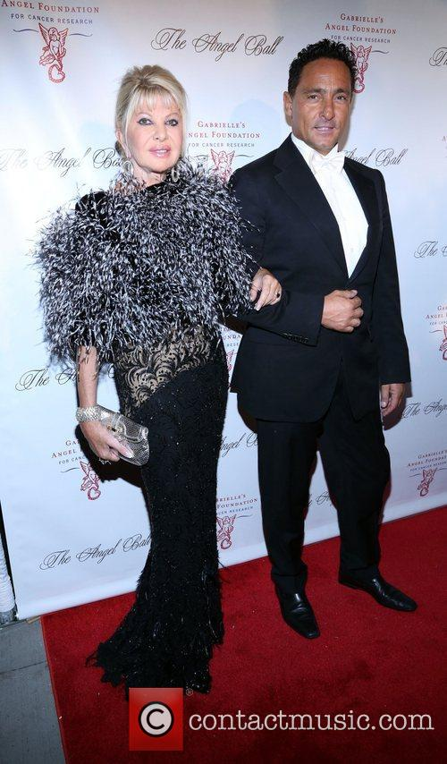 Ivana Trump and The Angel Ball 1