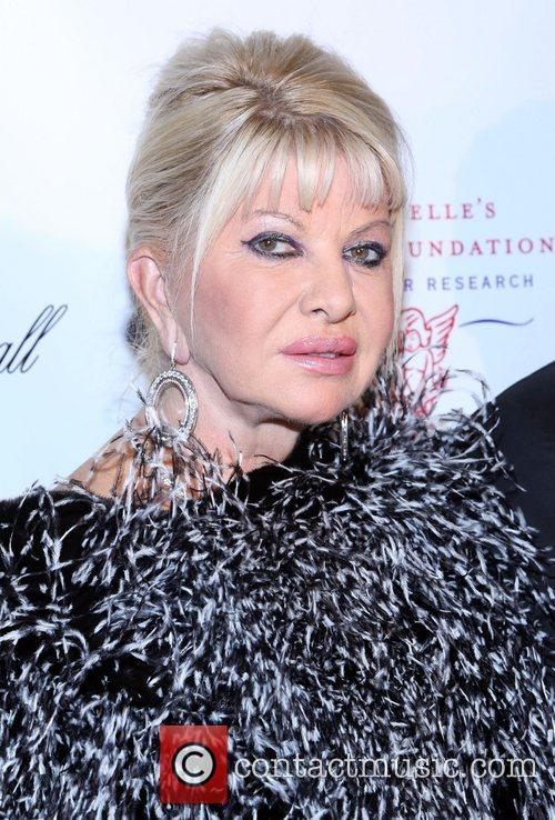 Ivana Trump and The Angel Ball 4