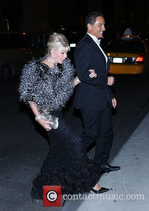 Ivana Trump and The Angel Ball 3