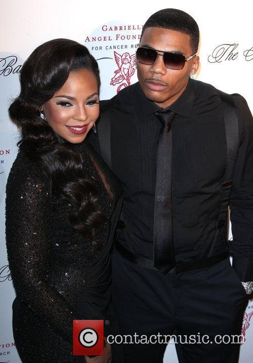 Ashanti and Nelly 4