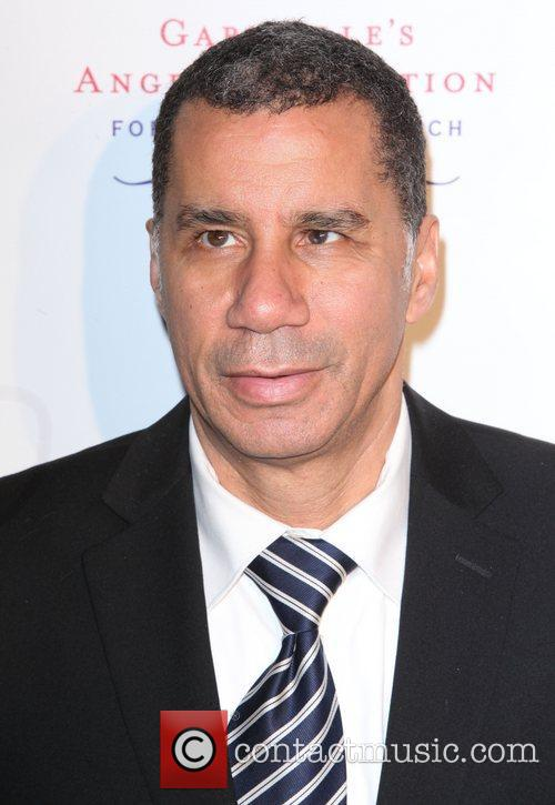 Gov. David Paterson and The Angel Ball 2