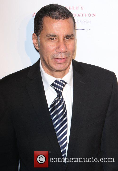 Gov. David Paterson and The Angel Ball 1