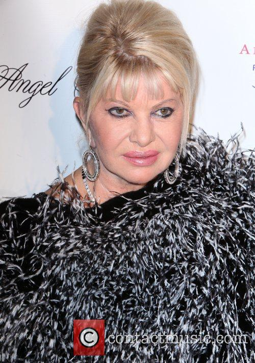 Ivana Trump and The Angel Ball 5
