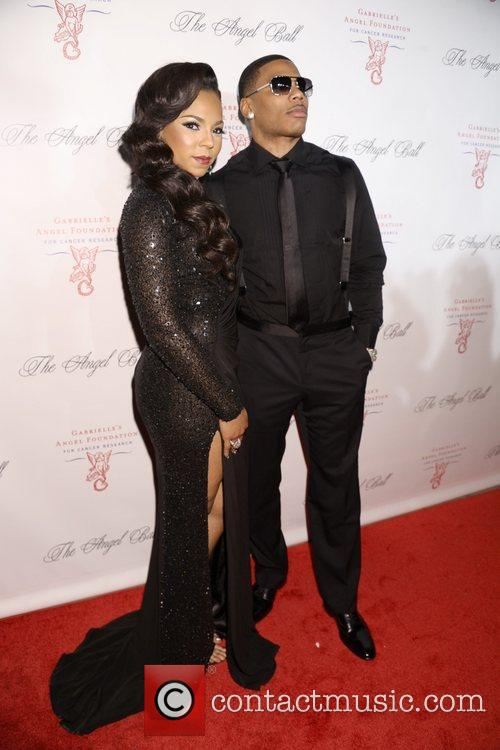 Ashanti and Nelly 10