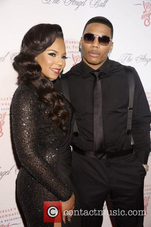 Ashanti and Nelly 7